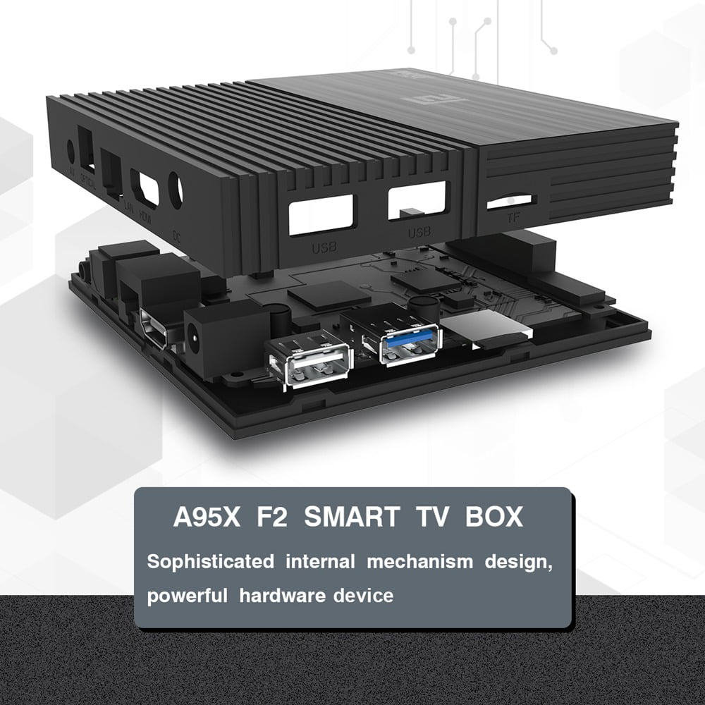 A95X F2 Amlogic S905X2 Android 9.0 4GB RAM 32GB 4K Smart TV Box (12)
