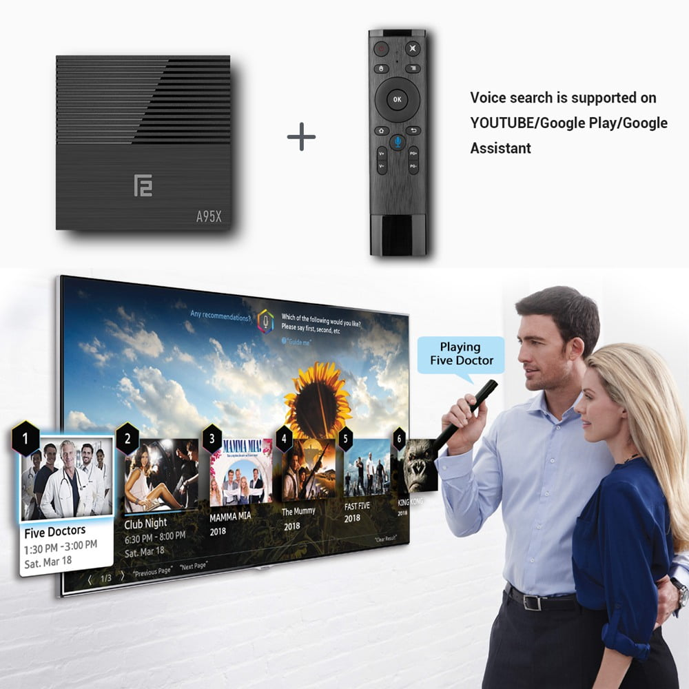 A95X F2 Amlogic S905X2 Android 9.0 4GB RAM 32GB 4K Smart TV Box (17)