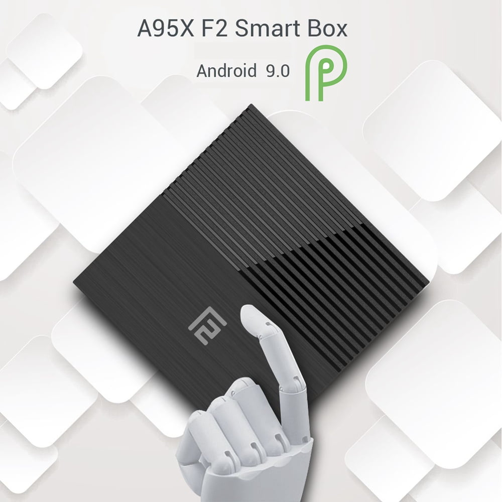 A95X F2 Amlogic S905X2 Android 9.0 4GB RAM 32GB 4K Smart TV Box (3)